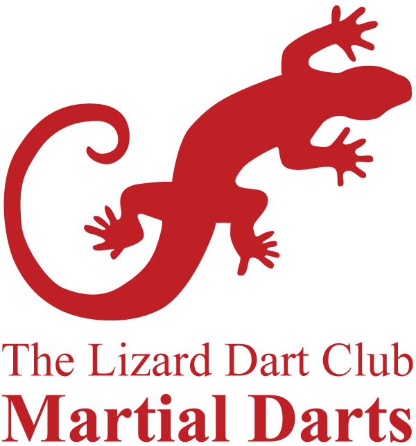 The Lizard Dart Club Logo