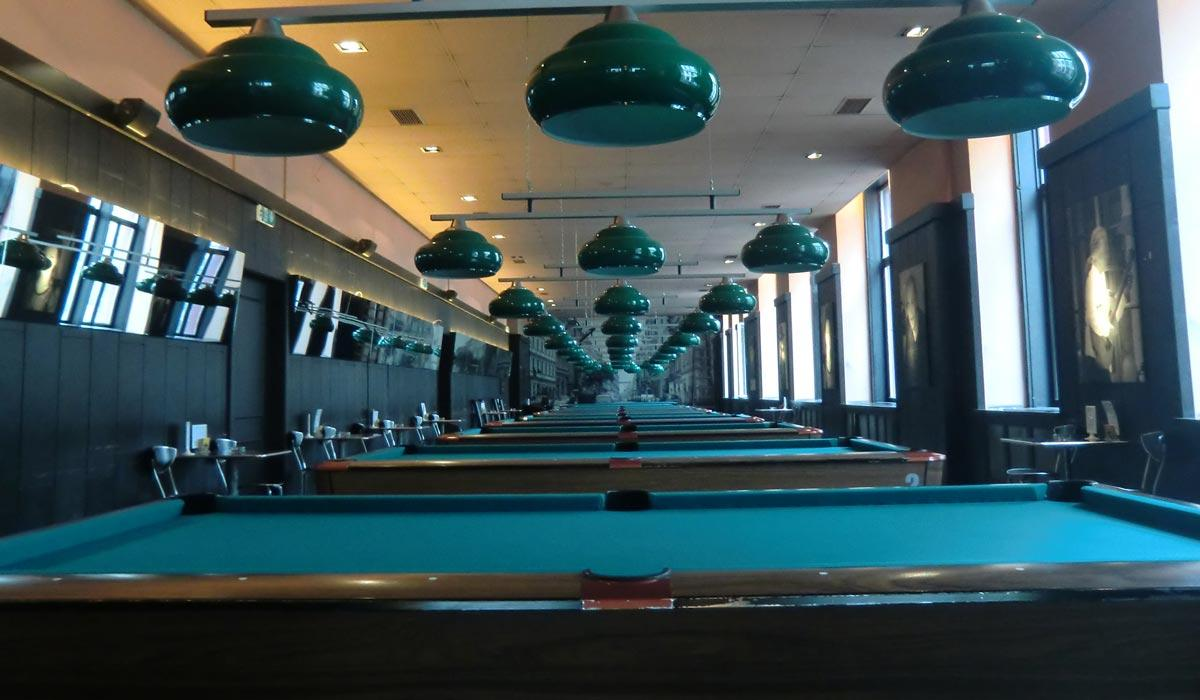 Billiards Hall